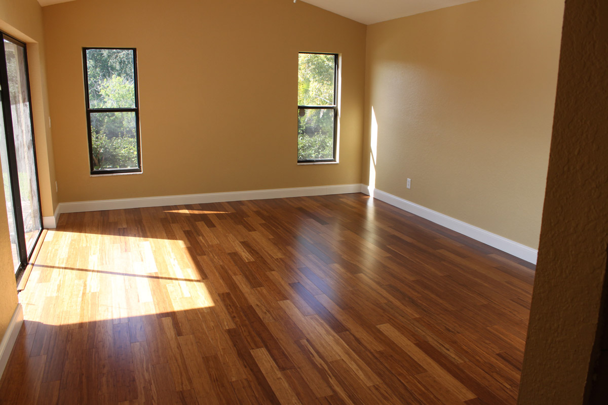 Bamboo Flooring In The House Huebsch House Chronicles
