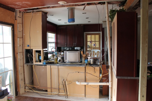 Kitchen Reno 1