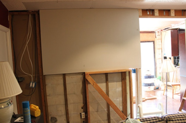 Wall extension 5